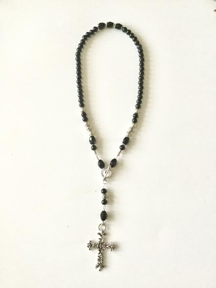 Cross-Necklace
