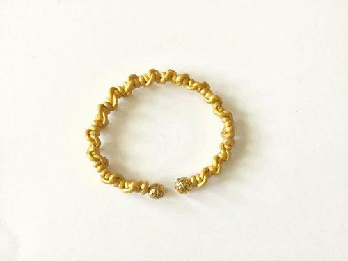 gold-leather-bracelet