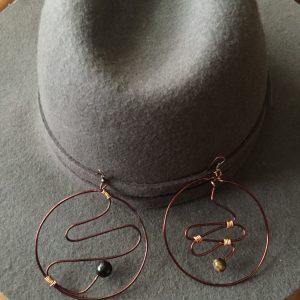 Shades of Oshun on Hat