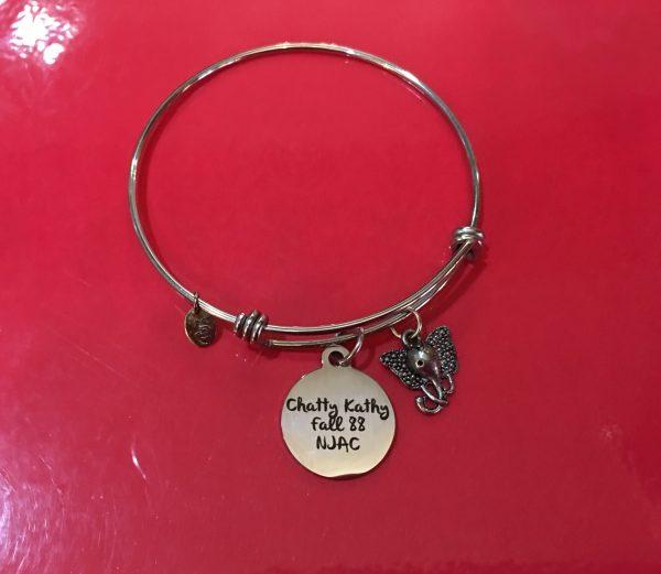 Chatty Kathy Personalized Bracelet